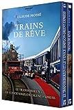 echange, troc Trains de reve : le transsiberien ; le venice simplon orient-express