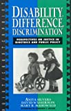 img - for Disability, Difference, Discrimination book / textbook / text book