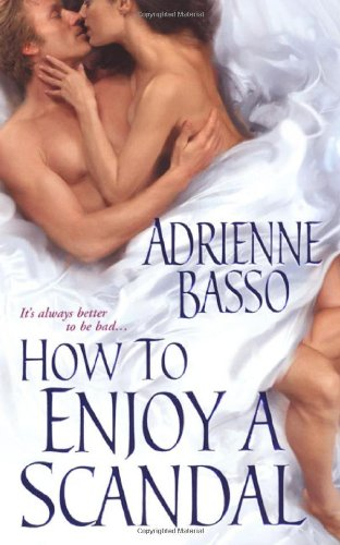 Image of How To Enjoy A Scandal (Zebra Historical Romance)