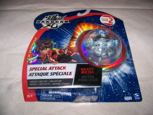 Bakugan Special Attack Vulcan Color Varies - 1