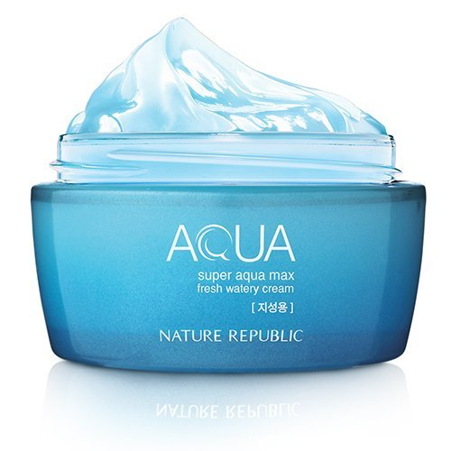 Nature Republic Super Aqua Max Fresh Watery Cream (Nature Cream compare prices)