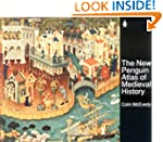 New Penguin Atlas Of Medieval History