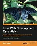 Bass Jobsen Less Web Development Essentials