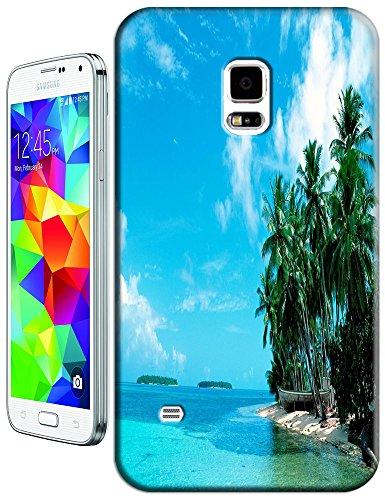 Beautiful Ocean Tree Beach Fashion Cell Phone Cases For Samsung Galaxy N3
