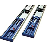 LIBERTY 942005 Soft-Close Ball Bearing Drawer Slide, 20-Inch, 2-Pack