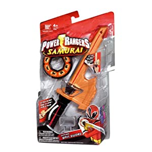 Power Rangers Samurai Sword