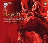 ハイドン:弦楽四重奏曲集第6集(3枚組)