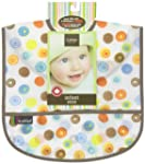 Kushies B273-41 Waterproof Bib, White...