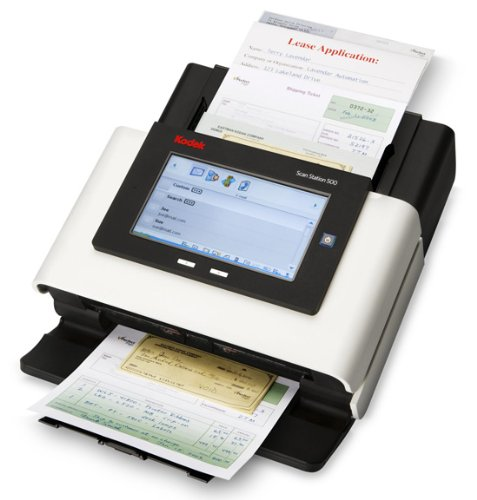 Kodak Scan Station 500 Document Scanner