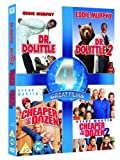 Dr. Dolittle / Dr. Dolittle 2 / Cheaper by the Dozen / Cheaper by the Dozen 2 [DVD] [1998]