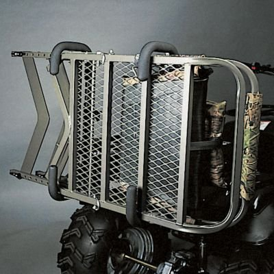 Why Should You Buy ATV Gun Rack Totem® ✯ Carrier for Gun Case, Gun Boot, Bow Case, Tree Stand, Cl...