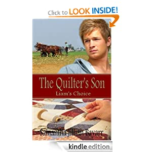 The Quilter's Son: Book One: Liam's choice (An Amish Christian Romance)