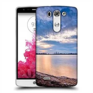 Snoogg Sea And Broken Wood Designer Protective Phone Back Case Cover For LG G3 BEAT