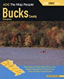 img - for ADC Bucks County Pennsylvania 2008 Street Atlas book / textbook / text book