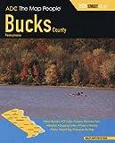 img - for ADC Bucks County Pennsylvania 2008 Street Atlas book / textbook / text book
