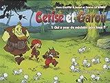"""Afficher """"Cerise et Garou n° 1 Qui a peur du méchant petit loup ?"""""""
