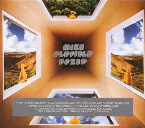 Mike Oldfield - Boxed (CD 2 von 3) - Zortam Music