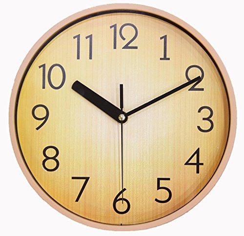 silent wall clock wood browse silent wall clock wood at shop