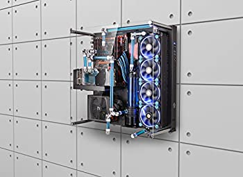 Thermaltake Core P5 壁掛け可能な魅せるオープンフレームPCケース CS5991 CA-1E7-00M1WN-00