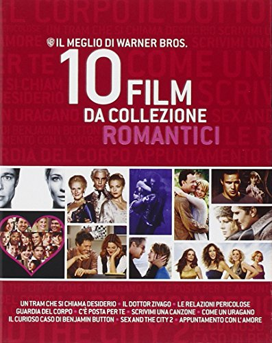 Il meglio di Warner Bros. - 10 film da collezione - Romantici [Blu-ray] [IT Import]