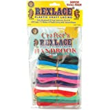Rexlace Plastic Lacing 200 Feet-Assorted Colors