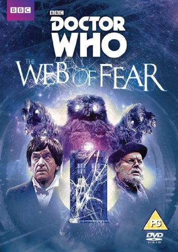 Doctor Who - The Web of Fear [DVD]
