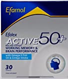 Efamol Efalex Active Memory 30 capsule - BRU-35785