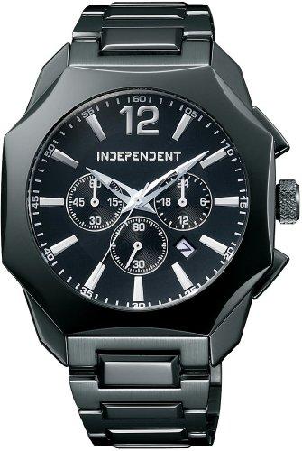 INDEPENDENT New standard model BM3-043-51 Chronograph Mens Watch