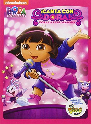 Dora La Exploradora: Canta Con Dora (Import) (Dvd) (2014) Animación; Chris Giffo
