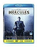 Hércules 3D (DVD + BD) [Blu-ray]