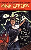 img - for My Dog's a Scaredy-Cat #10: A Halloween Tail (Hank Zipzer) book / textbook / text book