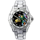 EPSP65 The Legend Of Zelda Ocarina Of Time Stainless Steel Wrist Watch