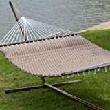 Island Bay 13 ft. Cocoa Pillowtop Hammock with