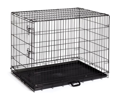 Home On-The-Go Single Door Dog Crate E434, Large front-52983
