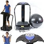 Gym Master 2016 Crazy Fit Vibration M...