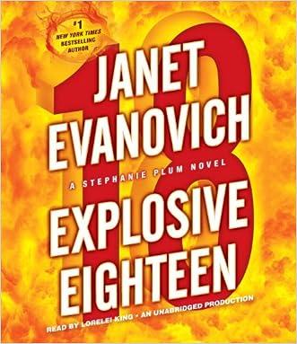 Explosive Eighteen: A Stephanie Plum Novel (Stephanie Plum Novels)