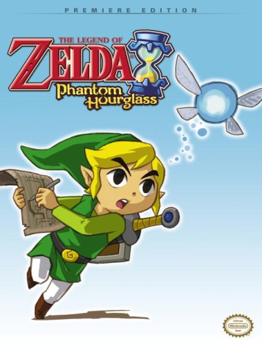 Legend of Zelda: Phantom Hourglass (Prima Official Game Guides)