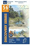 Ordnance Survey Ireland Wicklow, Dublin, Kildare (Irish Discovery Series)