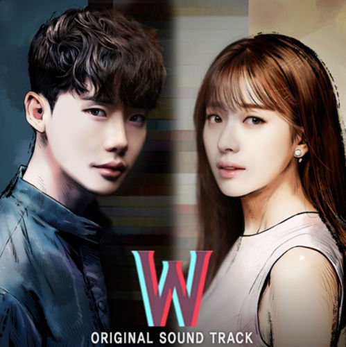 w-ost-2016-korean-mbc-tv-drama-ost-2cd-16p-photo-book-sealed