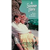 A Summer Place [VHS] ~ Richard Egan