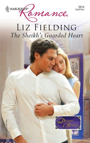 Image for The Sheikh's Guarded Heart (Harlequin Romance)