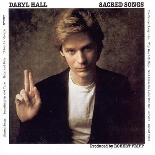 Daryl Hall-Sacred Songs
