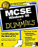 img - for MCSE Windows 98 For Dummies (For Dummies (Computer/Tech)) book / textbook / text book