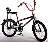 Volare-Chopper-20-inch-boys-bicycle-Alloy-brake-and-kickstand-black-red