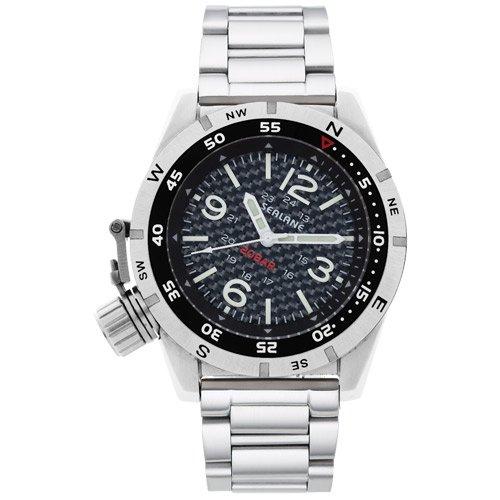 [シーレーン]SEALANE 腕時計 20BAR SE39-MBK メンズ