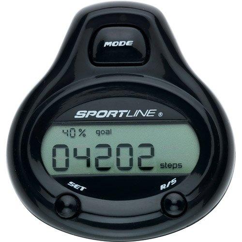 Cheap Sportline Step & Distance Pedometer, Dual Function (B00589ZEVS)
