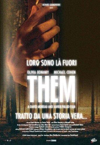 them - loro sono la fuori (DVD) [ italian import ]