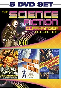 Science Fiction Cliffhanger Collection [Import anglais]