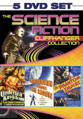 The Science Fiction Cliffhanger Collection [DVD]