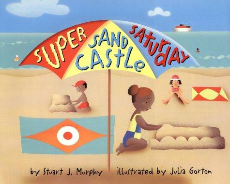 Super Sand Castle Saturday (Mathstart) PDF